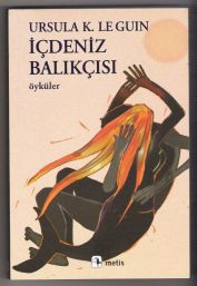Cover for Turkish edition of A FISHERMAN OF THE INLAND SEA